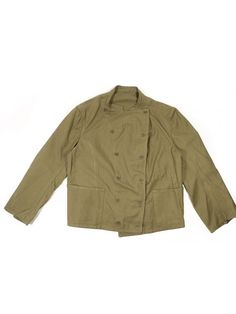 1940s Army French chore jacket