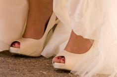 Peep Toe    http://www.a-dreamwedding.com/