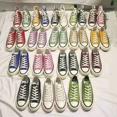 Converse Low Tops, Converse All Star, Converse Shoes, Converse Style, Pretty Shoes, Cute Shoes, Me Too Shoes, Funny Shoes, Cute Outfits For Kids