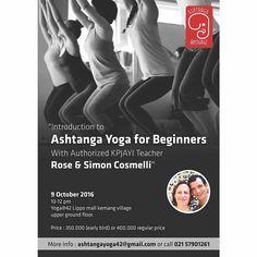 Bikram Yoga, Ashtanga Yoga, Yoga For Beginners, Jakarta, Teacher, Yoga For Complete Beginners, Yoga Beginners, Beginner Yoga