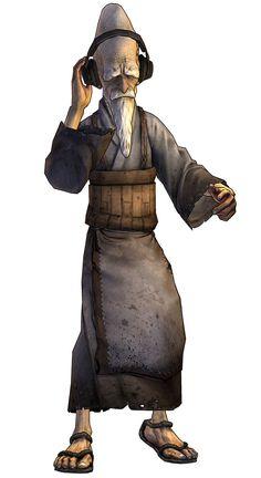 Brother Three ( Afro Samurai )