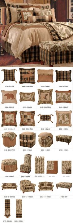 Woodland by Jennifer Taylor at Bedding Super Store.com