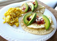 Everything's Better Sprouted – Huevos Rancheros With a Side of Corn