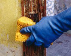 Comment couch and clean wood on pinterest - Lessivage des murs avant peinture ...