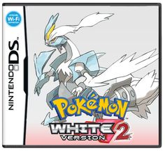 It's the new Pokemon White 2!!!!! N i can't wait to get the game! <3