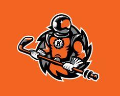 Fort Wayne Komets Alternate Logo by matthiason