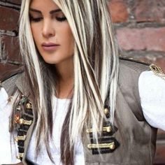 platinum blonde hair with highlights - Google Search