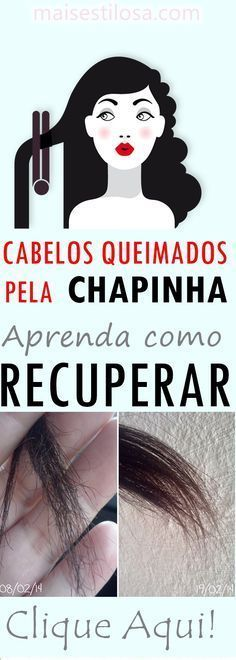 Como Recuperar Cabelos QUEIMADOS pela CHAPINHA. Bad Hair, Hair Day, Afro Hairstyles, Straight Hairstyles, Rose Hair Color, Healthy Beauty, Beauty Recipe, About Hair, Face And Body