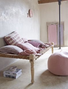 soft colour living