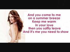 Glee - How deep is your love lyrics