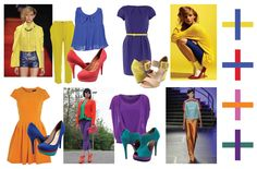 Cores do Verão 2013: Color Block http://footcompany.com.br/blog/cores-do-verao-2013-color-block/09/11/2012/