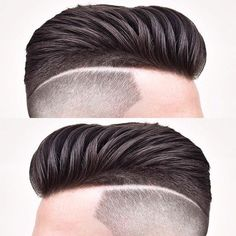 Finding The Best Short Haircuts For Men Pompadour Hairstyle, My Hairstyle, Undercut Hairstyles, Down Hairstyles, Mens Haircut Undercut, Long Undercut, Hairstyle Ideas, Best Short Haircuts, Haircuts For Men