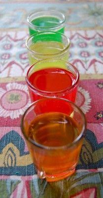 candy vodka shots