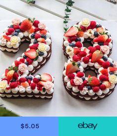 Molds For Cakes Plastic Alphabet Number Cake Molds Mould Cake Decorating Fondant Tools Wedding Birthday Baking Cake Accessories - Cakes - Kuchen Number Birthday Cakes, Number Cakes, Number One Cake, 20 Birthday Cake, 28th Birthday, Food Cakes, Fondant Tools, Cake Accessories, Salty Cake