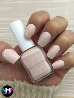 Neutral Nail Polish, Pink Nail Polish, Nude Nails, Pretty Nails, Nail Colors, Swatch, Nail Art, Cosmetics, Skin Care