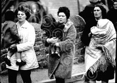 Mothers of Aberfan. - The Aberfan disaster was a catastrophic collapse of a colliery spoil-tip that occurred in the Welsh village of Aberfan on Friday 21 October 1966, killing 116 children and 28 adults.