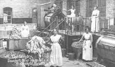 Image result for victorian laundry
