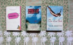 Summer beach reads via With Style and a Little Grace