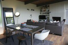 retro urban home design
