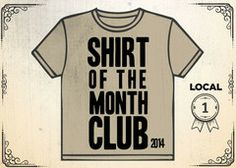 Shirt of the Month C