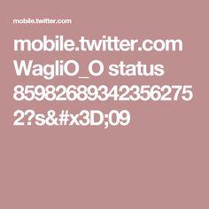 mobile.twitter.com WagliO_O status 859826893423562752?s=09