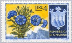 Stamp: Flowers 1st Set (San Marino) (Flowers) Mi:SM 506,Sn:SM 339,Yt:SM 377,AFA:SM 496,Sas:SM 403,Un:SM 403