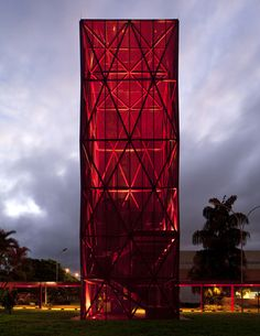 Nestlé Chocolate Museum of Mega Structure for Public Viewing by Metro Architec