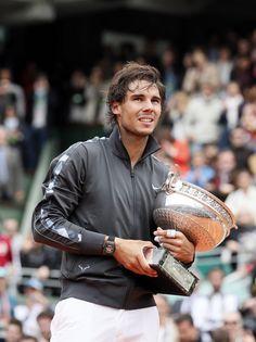Record 7th win, Roland Garros 2012 Champion, RAFA!