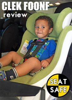 Car Seat Safety clek foonf review
