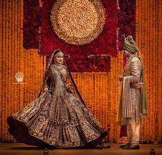Everything about this couple screams regal 😍😍😍 #photography: @cupcakeproductions13 _______________________________ #IndianWeddingBuzz #indianwedding #indianweddings #indianweddinginspiration #weddinginspiration #realwedding #realindianwedding #indianbride #wedding #weddings #weddingday #weddinginspiration #bride #love #instagood #instadaily #cute #fashion #style #designer #groom #weddingseason