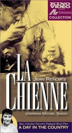 La Chienne (1931) Poster