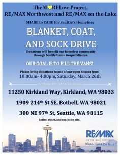 Blanket, Coat, and Sock Drive — Real Estate Gals Coat Drive, Blanket Coat, Pay It Forward, Warm Socks, Care Packages, Fundraising Ideas, Giving Back, Good Vibes, Organizations