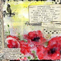Re Art Journaling