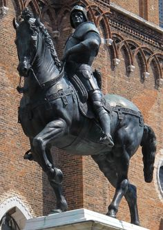 Andreqa Verrochio, Bartolomeo Colleoni