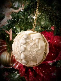 Christmas Stuff Wedding dress ornament A Guide To Balding Men's Hairstyles It's Wedding Dress Quilt, Old Wedding Dresses, Wedding Dress Crafts, Making A Wedding Dress, Western Wedding Dresses, Princess Wedding Dresses, Recycled Wedding, How To Make Ornaments, Xmas