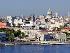 Havana, Cuba, Altstadt