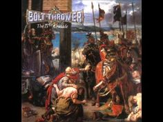 Bolt Thrower - 4 - Where Next to Conquer