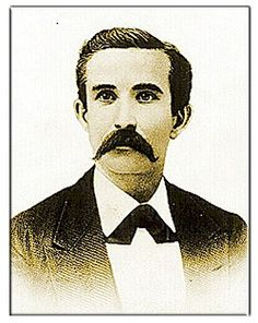 John B Jones 1834-1881. During Civil War he enlisted as a private in 8th Texas Cavalry but lift to become adjutant of Speight's Fifteenth Texas Infantry with rank of Captain. By end of war was promoted to Major. Was elected to state legislature in 1868. When Frontier Battalion was created in 1874 he was appointed to head the organization. Jones died in line of service in 1881.