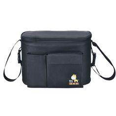 Luxurious Baby Stroller Organizer-Black, 68% discount @ PatPat Mom Baby Shopping App