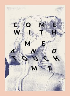 Come with me and touch me by ▲Taisido▲, via Flickr