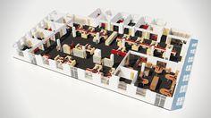 3D Floor Plans CGI Visualisation