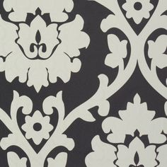 black white damask texture home wallpaper Plush is a popular large-scale damask design with a high level of detailing. It will have a huge impact on any room. Orange Wallpaper, Black And White Wallpaper, Damask Wallpaper, Wallpaper Decor, Painting Wallpaper, Modern Wallpaper, Home Wallpaper, Designer Wallpaper, Pattern Wallpaper
