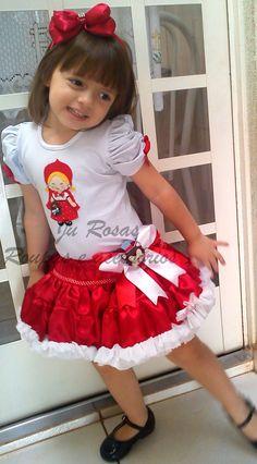 fantasia chapeuzinho vermelho infantil - Pesquisa Google