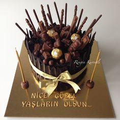 Çikolata Çılgını / Chocolate Cake