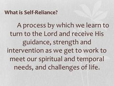 chapter peace and contentment through temporal self reliance  self reliance essay summary self reliance pp presentation