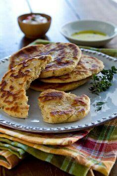palestinian bread (messaffan)