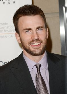 Chris Evans at event of The Iceman