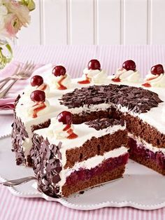 Ghiradelli Chocolate Cake Mix Cherry Pie Filling Recipes