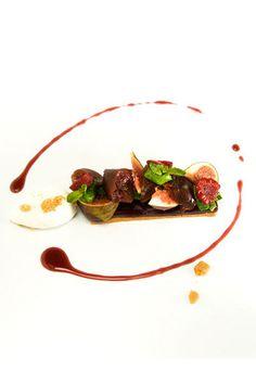 Itinéraires : un restaurant à la cuisine créative, conseillé par l'Hôtel de Notre Dame, à Paris.