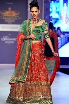 Leggings Fashion Show India Week Indian Fashion